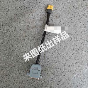 淮安电动轮椅电瓶连接线配件加工定制案例